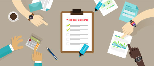 Follow Google Webmaster Guidelines