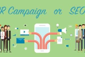PR SEO for your Digital Marketing Campaign