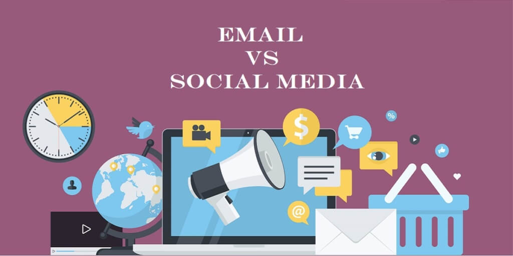 Six Reasons Email Marketing Is Better Than Social Media Marketing