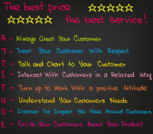 Talk Directly To The Customer