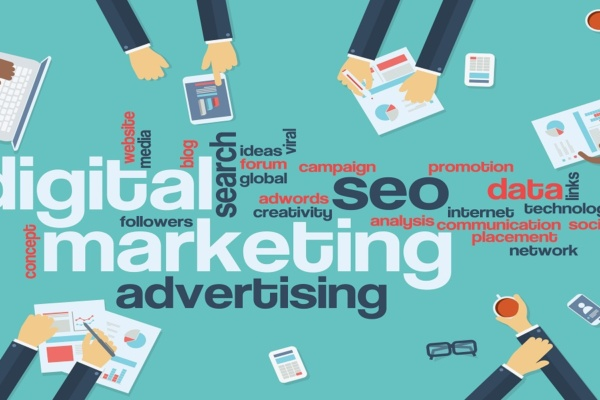 Ten Types of Digital Marketing
