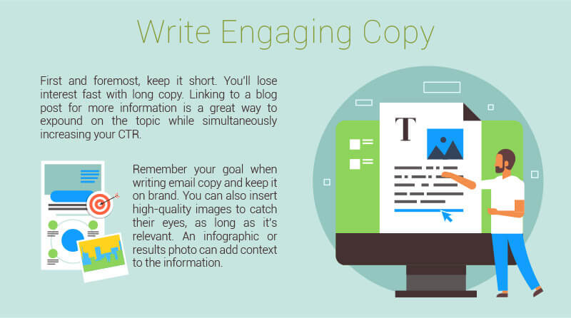 Write Engaging Email Copy