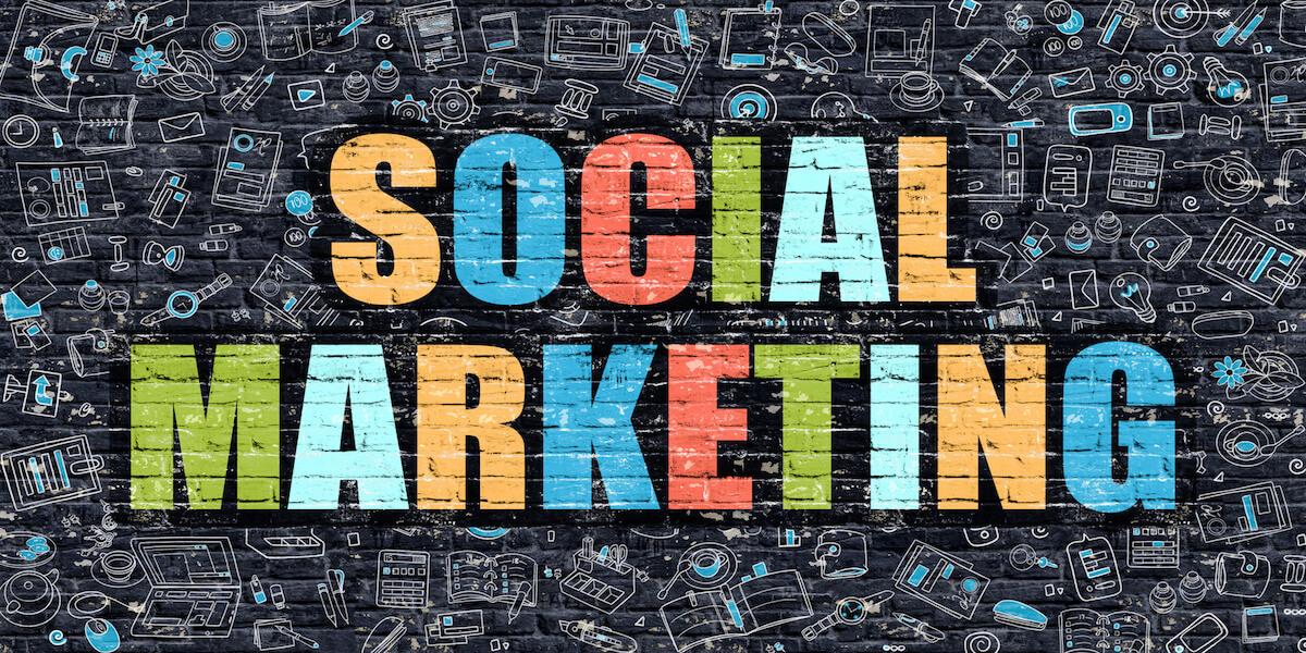 Top Social Marketing Objectives