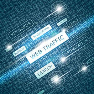 Web Traffic Grows