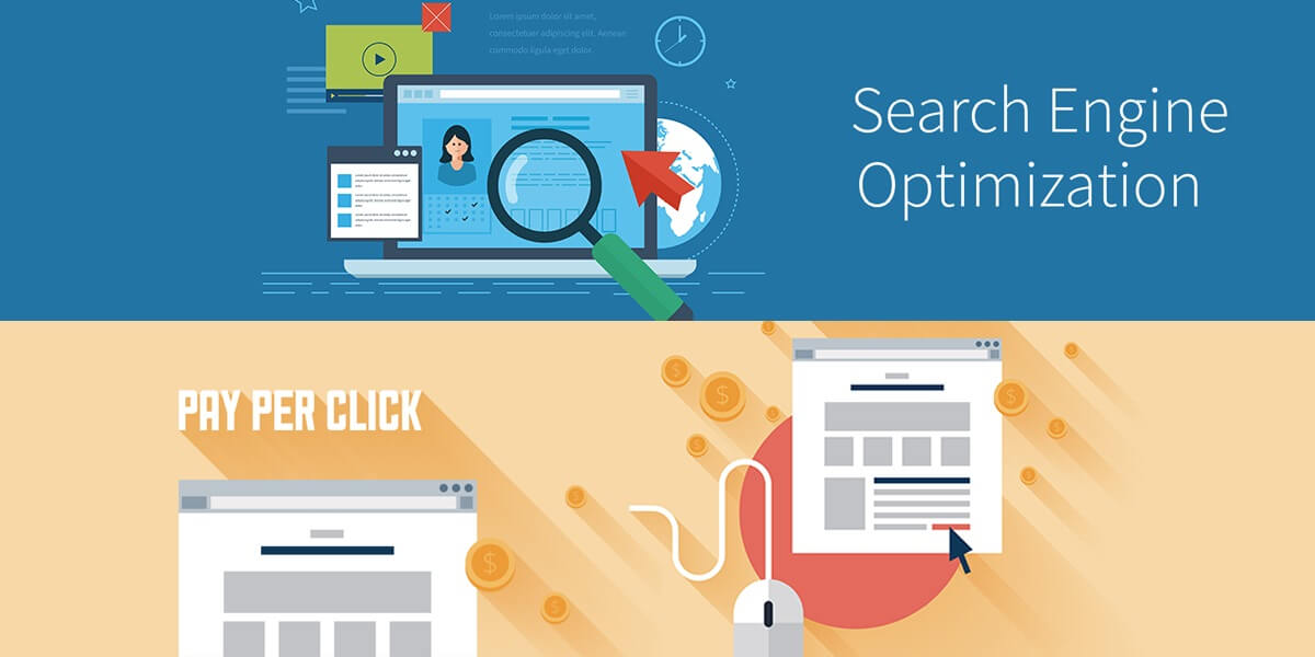 What is more effective PPC or SEO