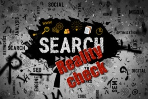 Google search as your home page realty check